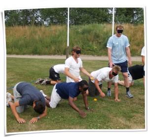 teambuilding - teamtræning - teamúdvikling - hph